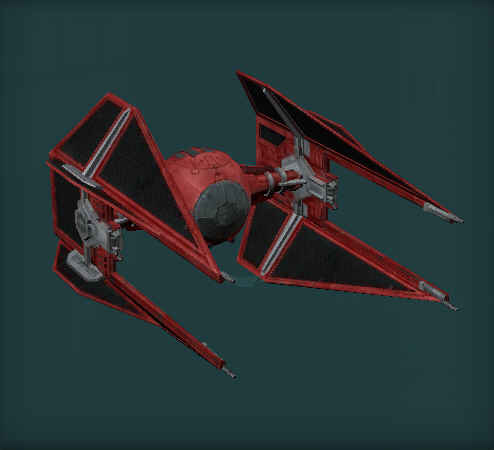 Imperial Tie Fighter4