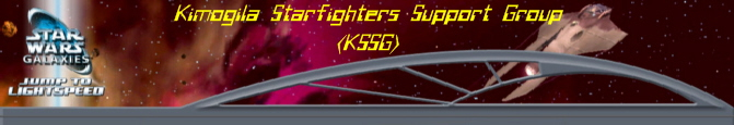 Kimogila Starfighters Support Group